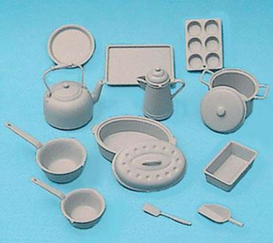 Picture of Chrysnbon Cookware Kit M-163