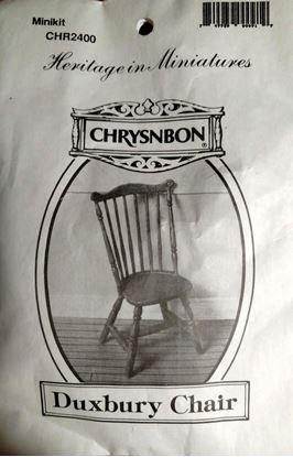Picture of Chrysnbon Duxbury Chair Kit CHR2400