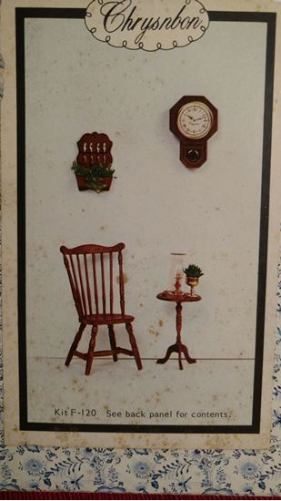 Picture of Chrysnbon Four Piece Furniture Kit F-120