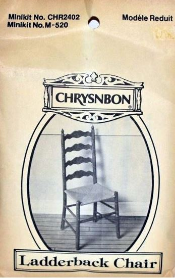 Picture of Chrysnbon Ladderback Chair Kit M-520