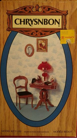 Picture of Chrysnbon Victorian Table Kit F-110