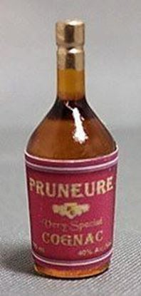Picture of Dollhouse Miniature Bottle of Pruneur Cognac