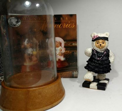 Picture of Raikes Collectibles Miniature Bears Zelda