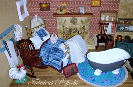 Picture for category Dollhouse Furniture
