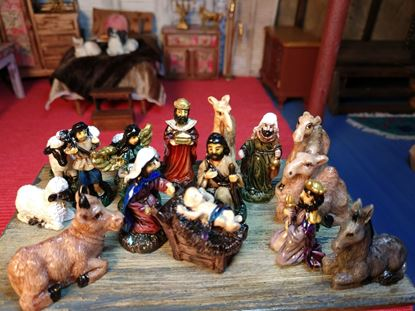 Picture of Miniature Nativity