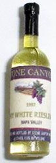 Picture of Dollhouse Bottle of Wine