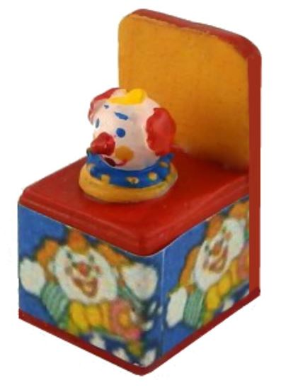Picture of Dollhouse Jack in the box