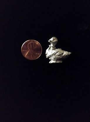 Picture of Miniature Metal Mother Goose