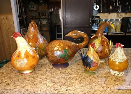 Picture for category Gourd Art