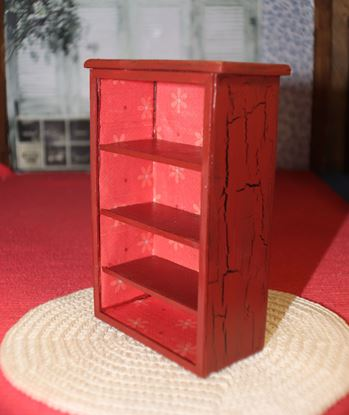 Picture of Miniature Bookcase