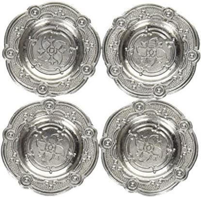 Picture of Darice Pewter Plates Set of Four