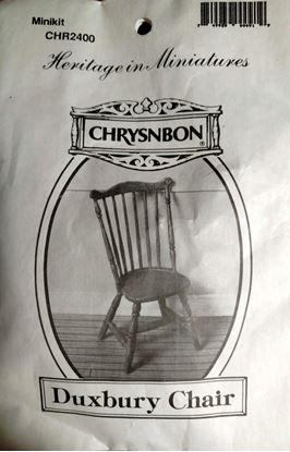 Picture of Chrysnbon Duxbury Chair Kit CHR2400