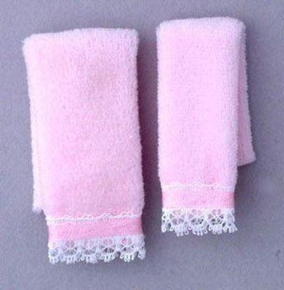 Picture of Dollhouse Bath Towel Set