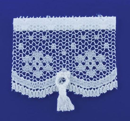 Picture of Dollhouse Lace Window Shade