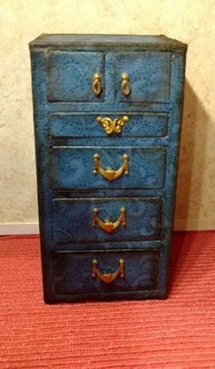 Picture of Dina's Dollhouse Chest of Drawers