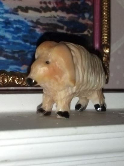 Picture of Hand Carved Ram