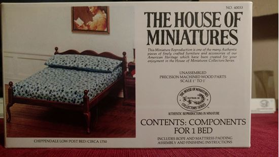 Picture of The House of Miniatures X-Acto Collector Series #40033