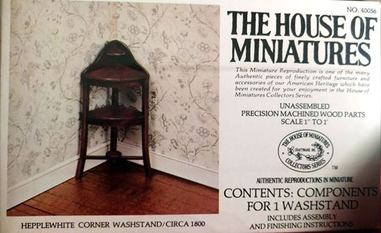 Picture of The House of Miniatures X-Acto Collector Series #40056