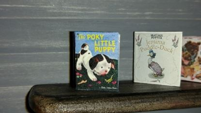 Picture of Poky Little Puppy Book Digital Download