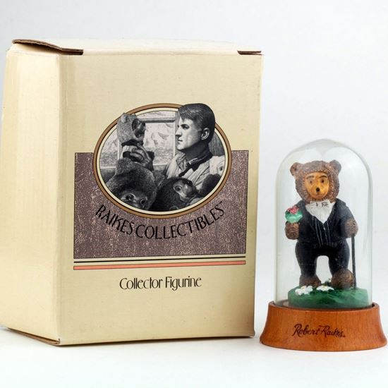 Picture of Raikes Collectibles Miniature Bears Tyrone
