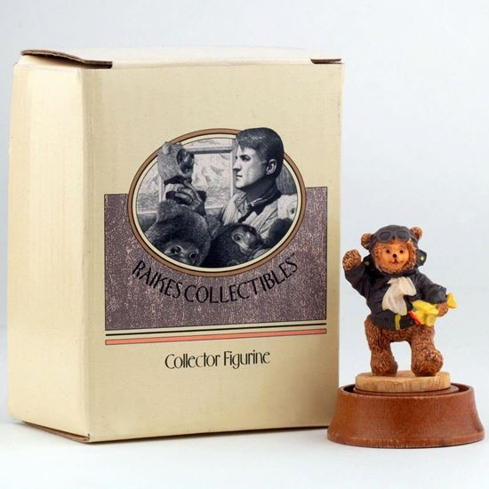Picture of Raikes Collectibles Miniature Bears Lindy