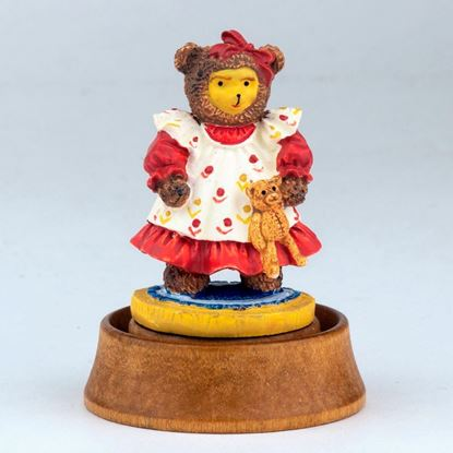 Picture of Raikes Collectibles Miniature Bears Rebecca