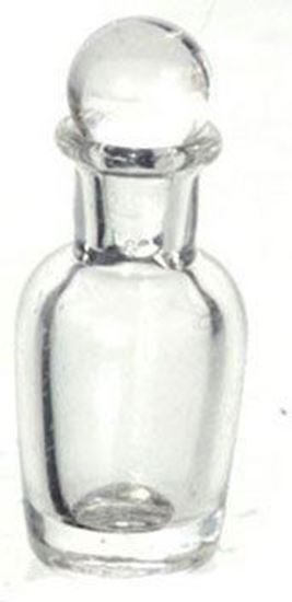Picture of Miniature Glass Perfume Bottle