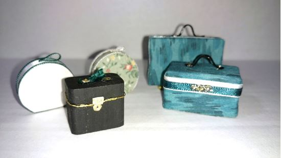 Picture of SOLD   Dina's Dollhouse Random Luggage Pieces RESERVED
