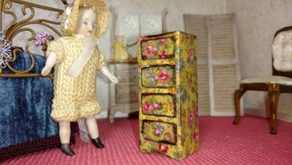 Picture of Ruth's Custom Dollhouse Chest