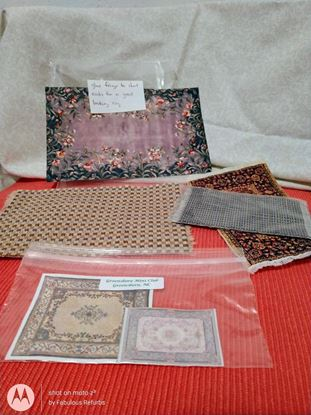 Picture of Dollhouse Rug Lot
