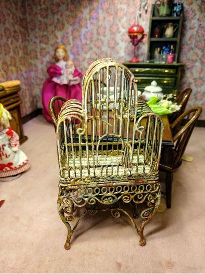 Picture of Miniature Birdcage