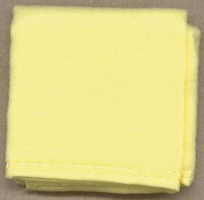 Picture of New Old Stock Dollhouse Blanket Yellow