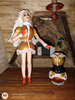 Picture of Gourd Art Doll