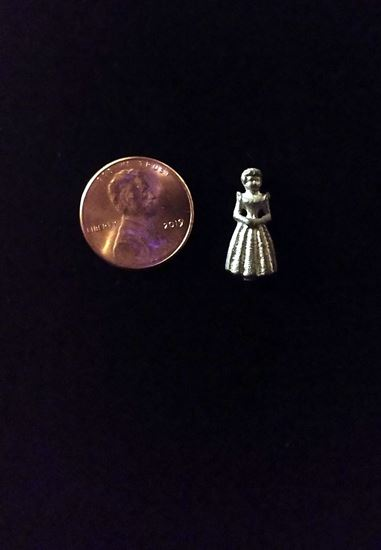 Picture of Miniature Metal Doll
