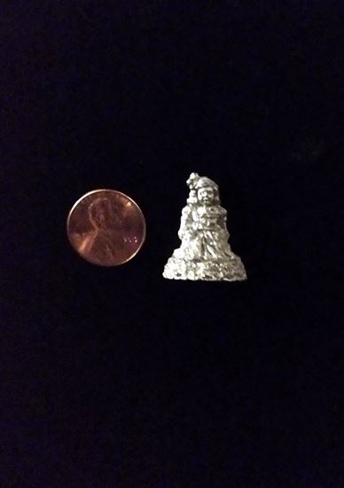 Picture of Miniature Metal Girl Raw
