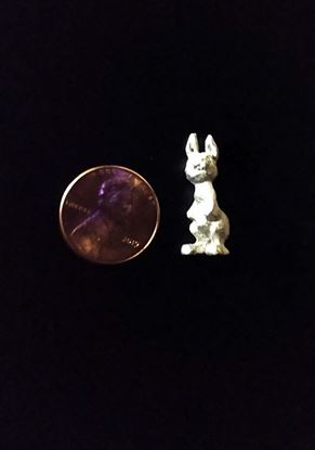 Picture of Miniature Metal Rabbit