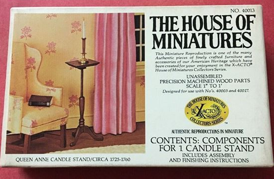 Picture of The House of Miniatures X-Acto Collector Series #40013