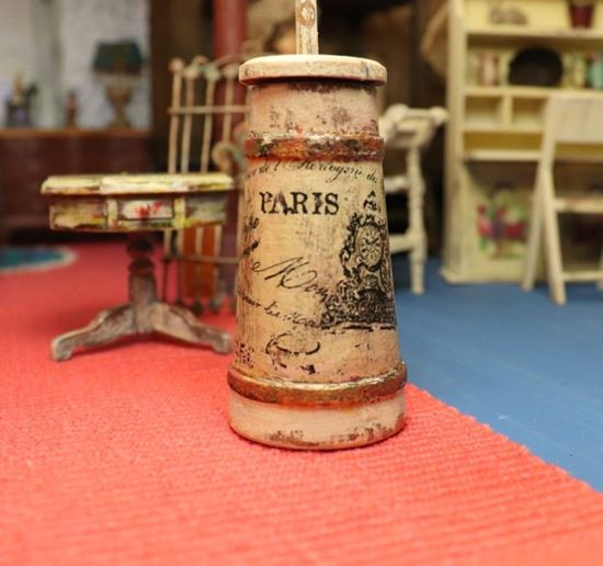 Picture of Dollhouse Butter Churn