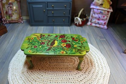 Picture of Dollhouse Coffee Table Green