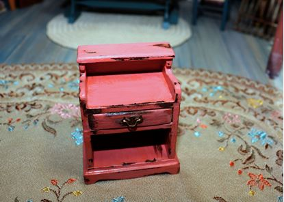 Picture of Miniature Night Stand / End Table