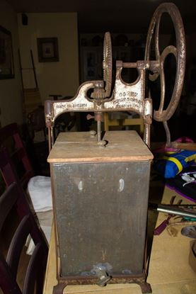 Picture of Dazey Tin Butter Churn #630B